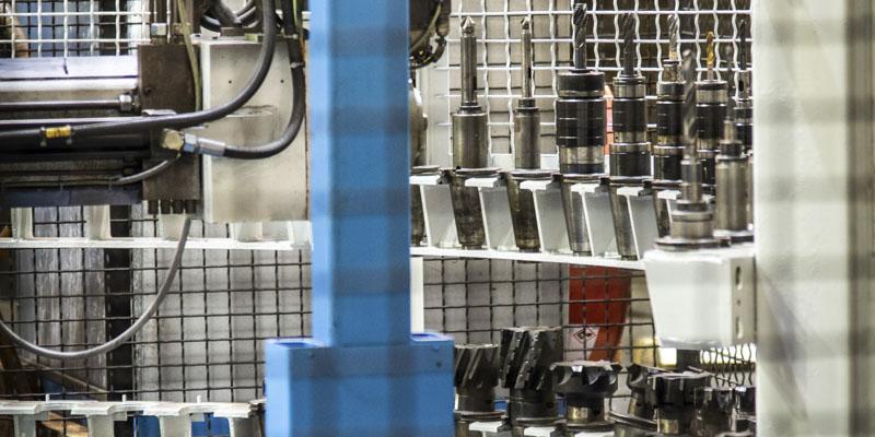 Pièces détachées pour machine-outil